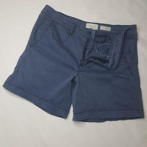 Anthropologie Shorts - Anthropologie 27 Relaxed Chino Shorts Bermuda B